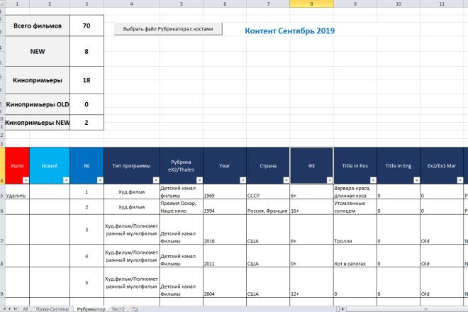 Автоматизирую бизнес-процессы в excel макросами на VBA 20 - kwork.ru