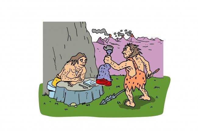Карикатура 62 - kwork.ru