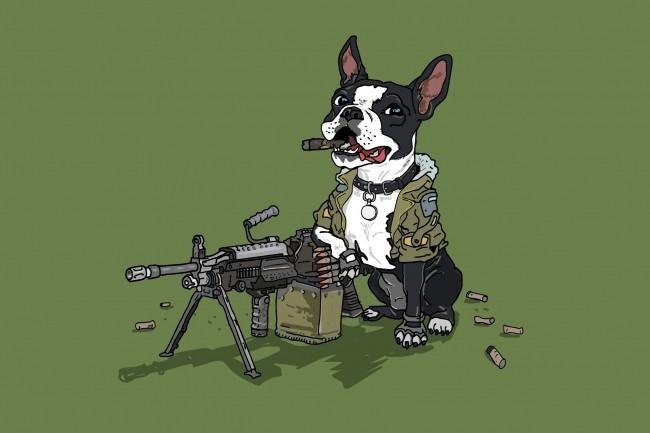 Карикатура 42 - kwork.ru