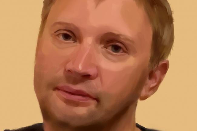 Рисую цифровые портреты по фото 31 - kwork.ru