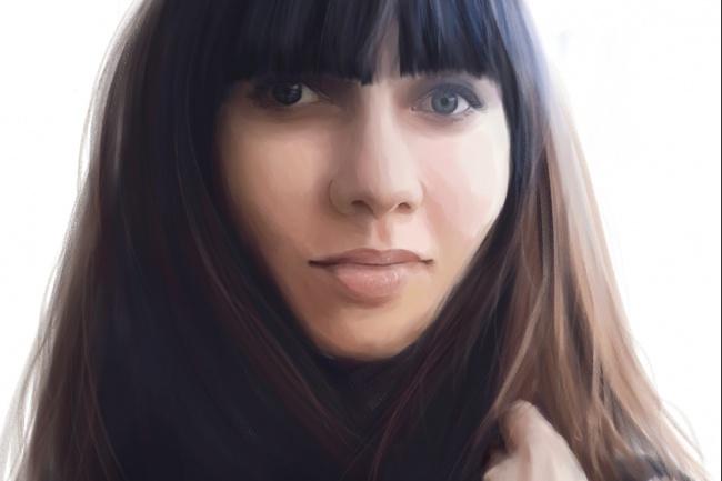 Рисую цифровые портреты по фото 44 - kwork.ru