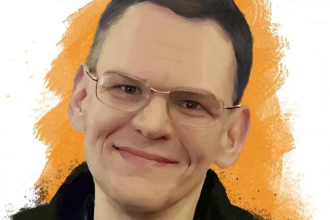 Рисую цифровые портреты по фото 16 - kwork.ru