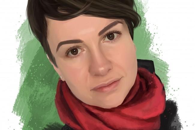 Рисую цифровые портреты по фото 17 - kwork.ru