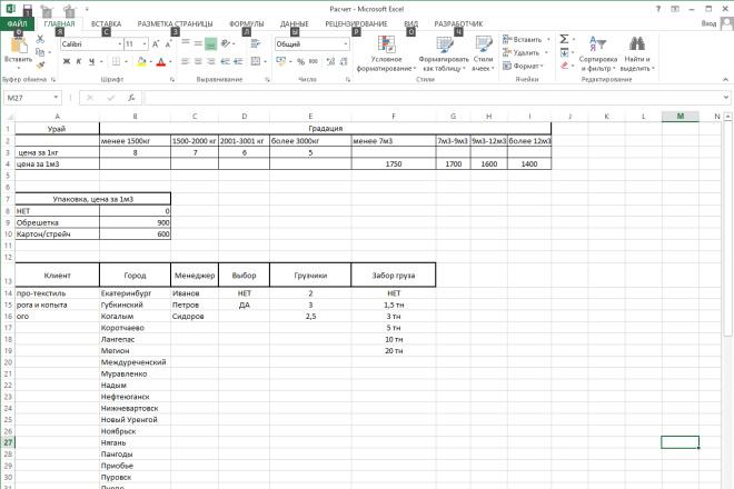 Напишу макрос на VBA для Excel 136 - kwork.ru