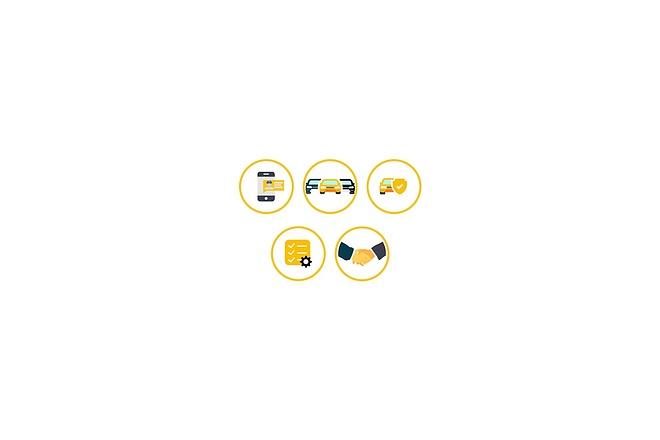 Создам 4 иконки в любом стиле, для лендинга, сайта или приложения 20 - kwork.ru