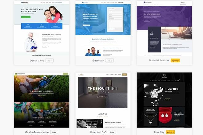 ПАК 1000 шаблонов и дополнений для WordPress 35 - kwork.ru