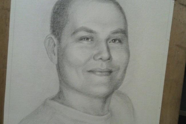 Нарисую портрет карандашом 4 - kwork.ru