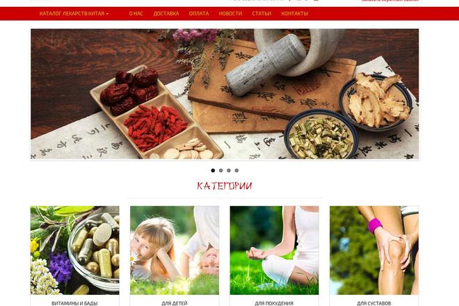 Профессиональный Интернет-магазин на Opencart 41 - kwork.ru