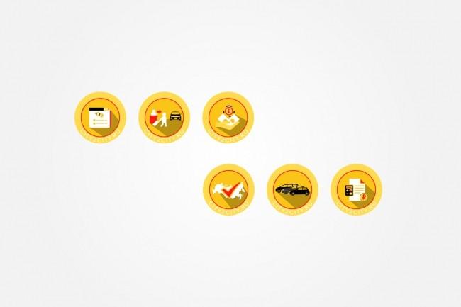 Создам 4 иконки в любом стиле, для лендинга, сайта или приложения 53 - kwork.ru