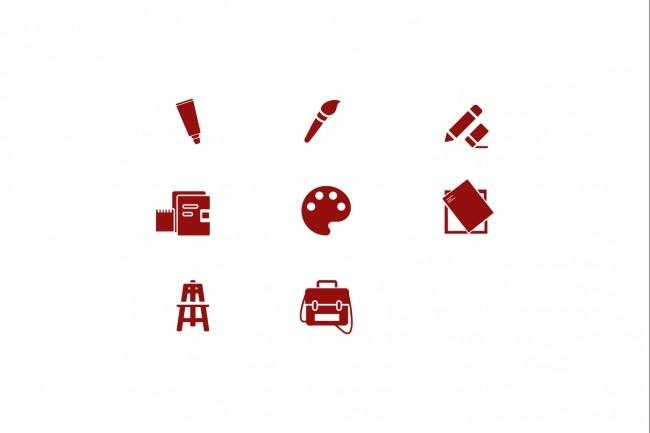 Создам 4 иконки в любом стиле, для лендинга, сайта или приложения 52 - kwork.ru