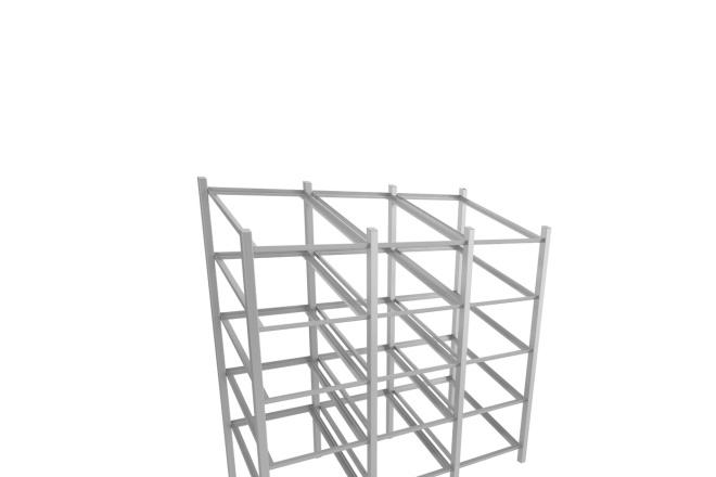 Изготовление 3D модели, текстурирование + рендер 1 ракурса 87 - kwork.ru
