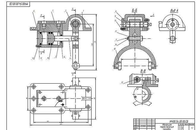 Выполню чертежи в AutoCad 28 - kwork.ru