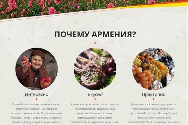 Сделаю продающий Лендинг для Вашего бизнеса 33 - kwork.ru