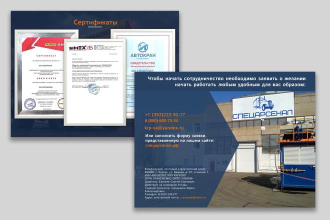 Сделаю презентацию в MS PowerPoint 39 - kwork.ru