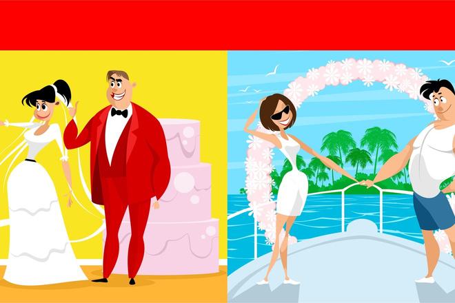 Иллюстрации, рисунки, комиксы 23 - kwork.ru