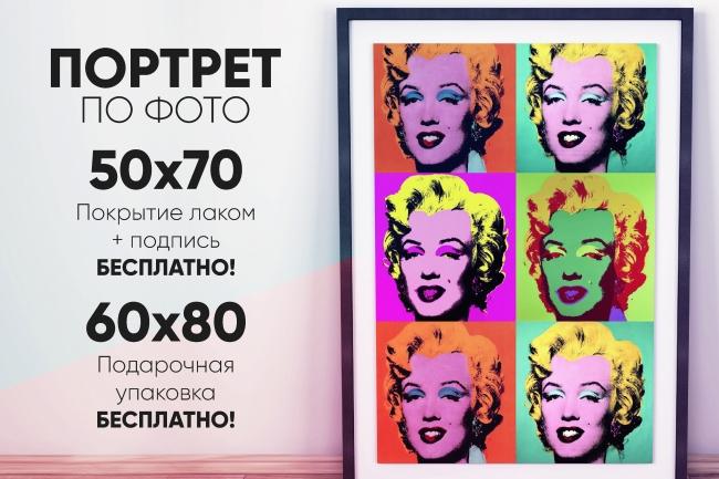 Дизайн рекламного флаера, листовки, брошюры 11 - kwork.ru