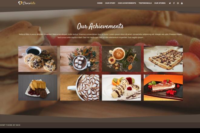 Обновляемая WordPress тема с премиум расширениями - сделай сайт легко 20 - kwork.ru