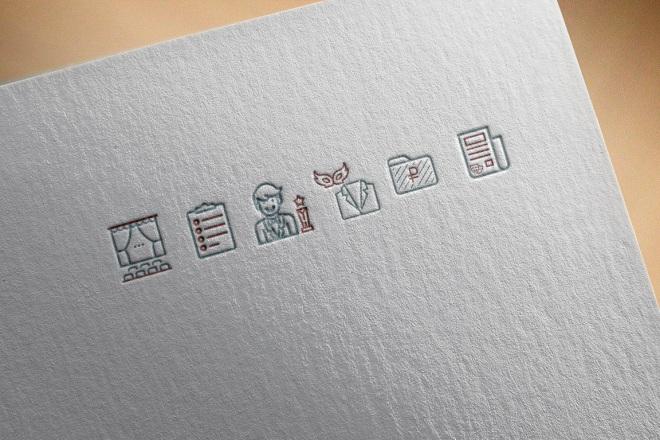 Создам 6 иконок 20 - kwork.ru