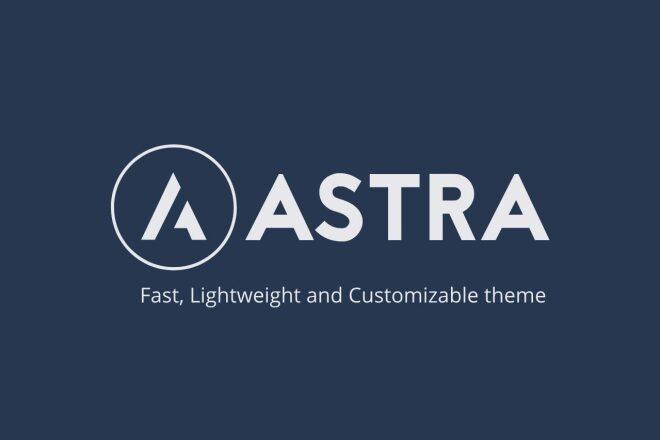 Тема Astra Pro WordPress с плагинами и обновлениями на русском 2 - kwork.ru