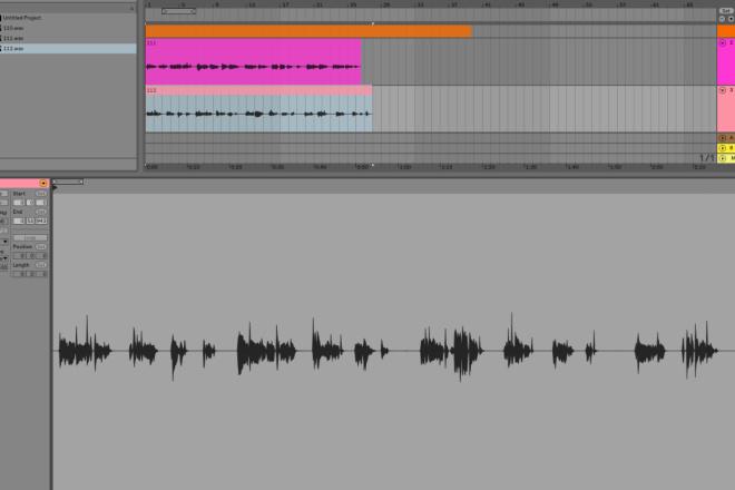 Любая работа со звуком. Стану вашим индивидуальным звукорежиссером 6 - kwork.ru