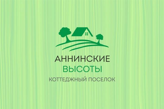 Разработка логотипа 17 - kwork.ru