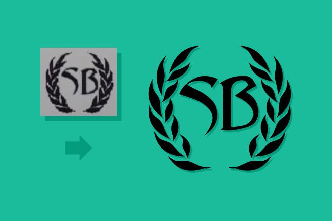 Качественный лого по вашему рисунку. Ваш логотип в векторе 44 - kwork.ru