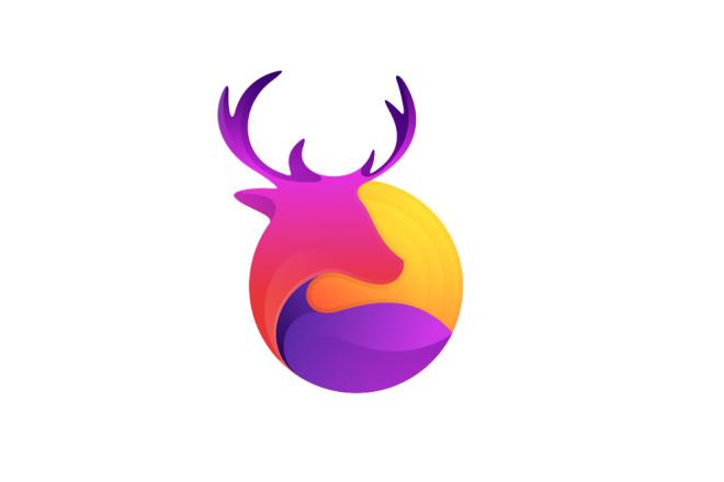 Векторная отрисовка логотипов, иконок и растровых изображений 5 - kwork.ru