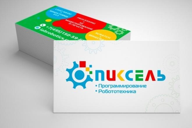 Разработаю дизайн рекламной листовки или флаера 20 - kwork.ru