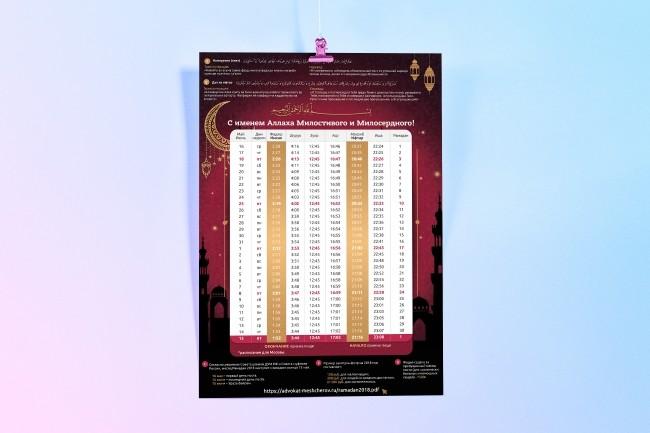 Разработаю дизайн рекламной листовки или флаера 8 - kwork.ru