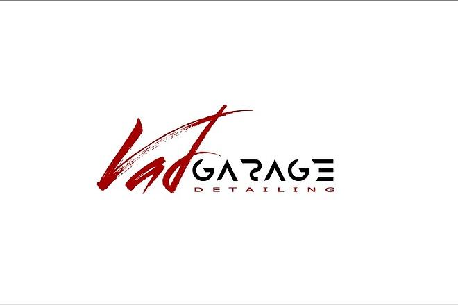 Создам элегантный шрифтовой логотип 123 - kwork.ru