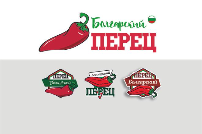 Разработаю логотип 43 - kwork.ru