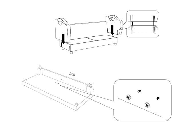 Схема, инструкция сборки мебели 8 - kwork.ru