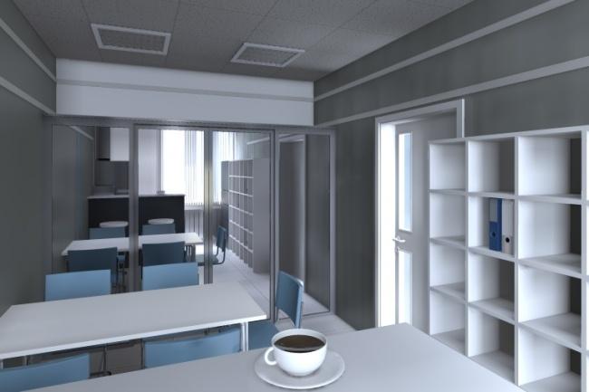 Дизайн интерьера 5 - kwork.ru