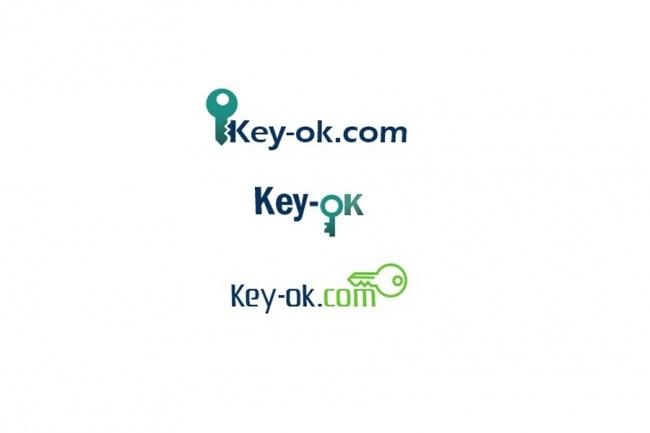 Разработаю 3 уникальных варианта логотипа 103 - kwork.ru