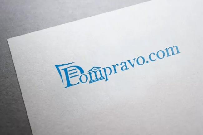 Разработаю 3 уникальных варианта логотипа 104 - kwork.ru