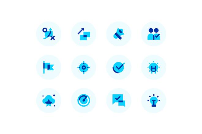 Векторная отрисовка логотипов, иконок и растровых изображений 12 - kwork.ru