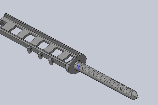 Создам 3D модель в SolidWorks. Для ЧПУ фрезера лазера или 3D Принтера 27 - kwork.ru
