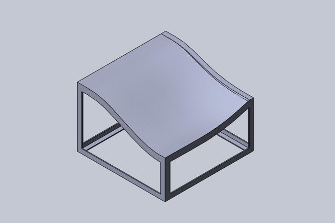 Создам 3D модель в SolidWorks. Для ЧПУ фрезера лазера или 3D Принтера 24 - kwork.ru