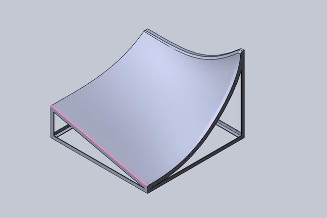 Создам 3D модель в SolidWorks. Для ЧПУ фрезера лазера или 3D Принтера 23 - kwork.ru
