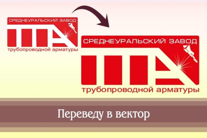 Создам логотип по вашей идее, рисунку 36 - kwork.ru
