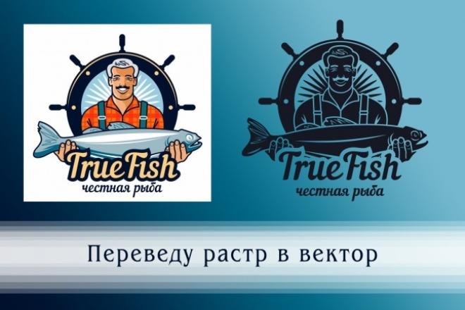 Создам логотип по вашей идее, рисунку 27 - kwork.ru