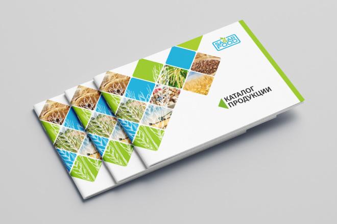 Дизайн меню, каталога, журнала 20 - kwork.ru