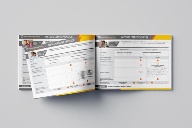 Дизайн меню, каталога, журнала 10 - kwork.ru