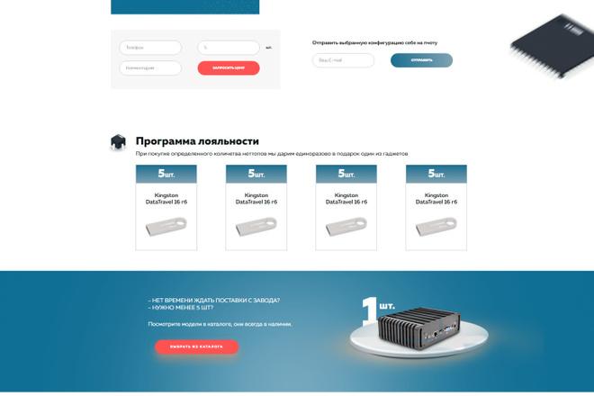Любая верстка из PSD макетов 38 - kwork.ru