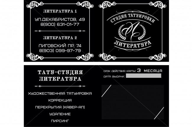 Подарочный сертификат 8 - kwork.ru