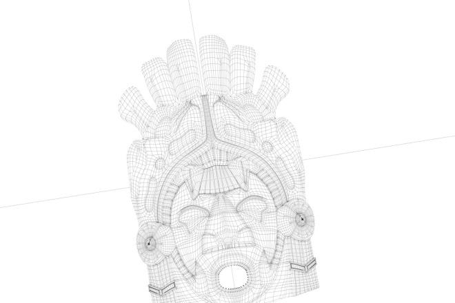 Смоделирую 3D модель 16 - kwork.ru
