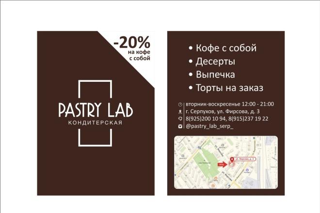 Создам флаер 14 - kwork.ru
