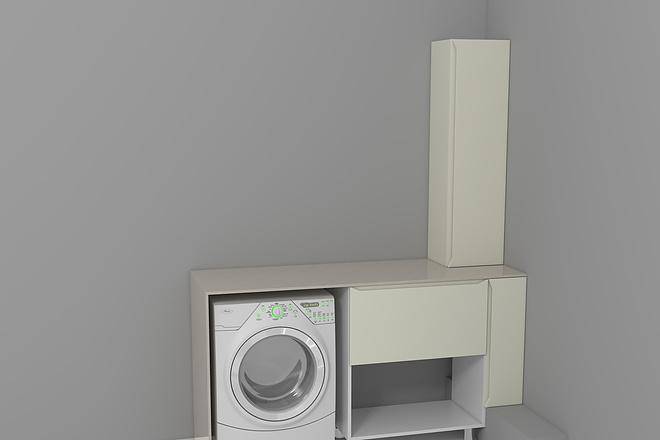 Визуализация мебели, предметная, в интерьере 17 - kwork.ru