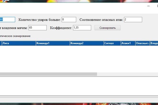 Разработка программы 2 - kwork.ru