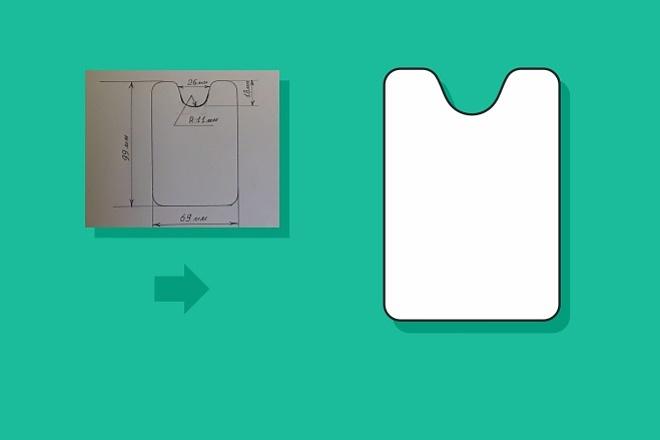 Преобразую в вектор растровое изображение любой сложности 10 - kwork.ru